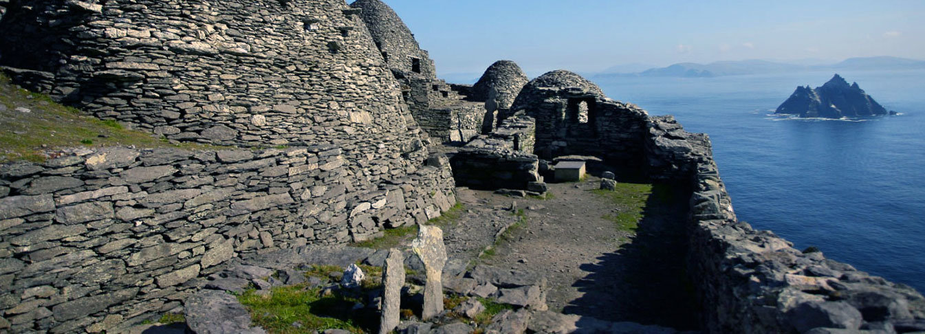 Tour History Skellig Michael Island Monastery